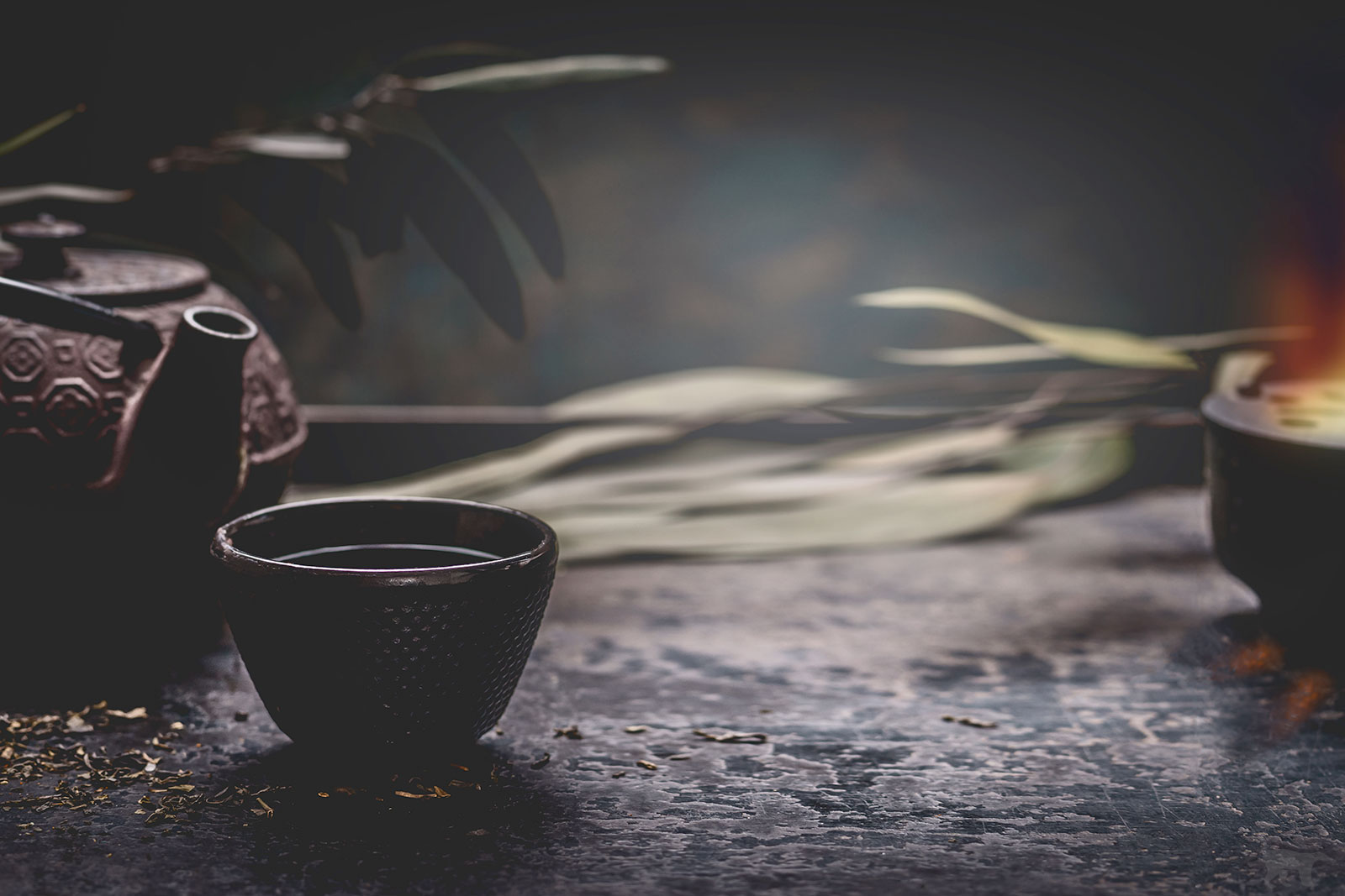 Thé vert traditionnel chinois BIO