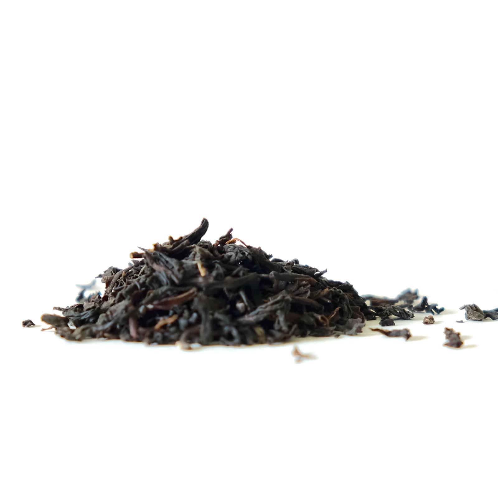 Feuilles de thé noir Assam bio