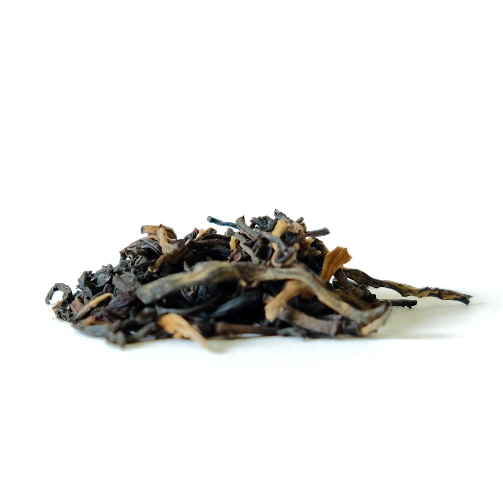 Feuilles de thé noir Golden Yunnan