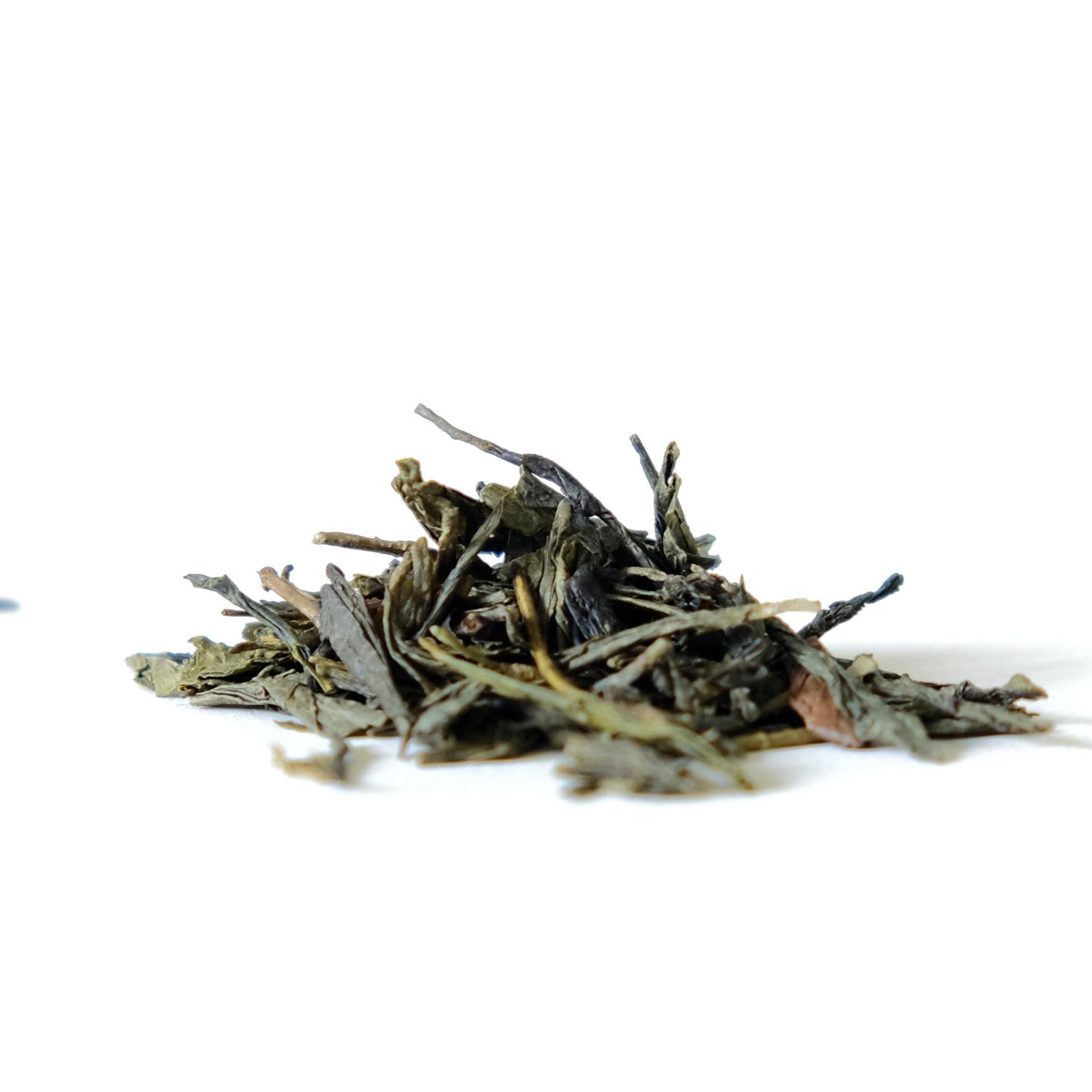 Feuilles de thé vert Japan Sencha bio du Japon